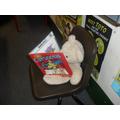 Even Teddy has a read!