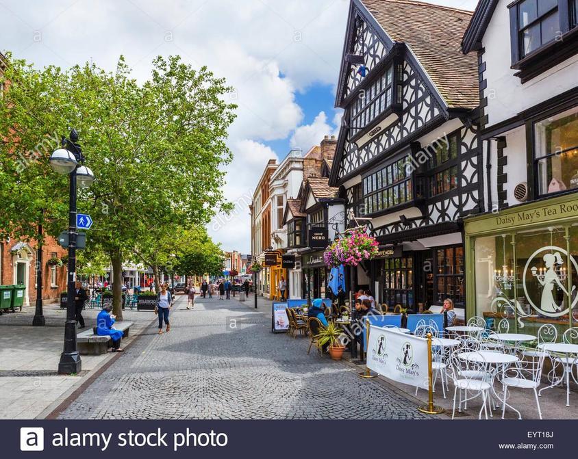 Taunton shops