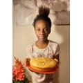 Hannah's challah bread