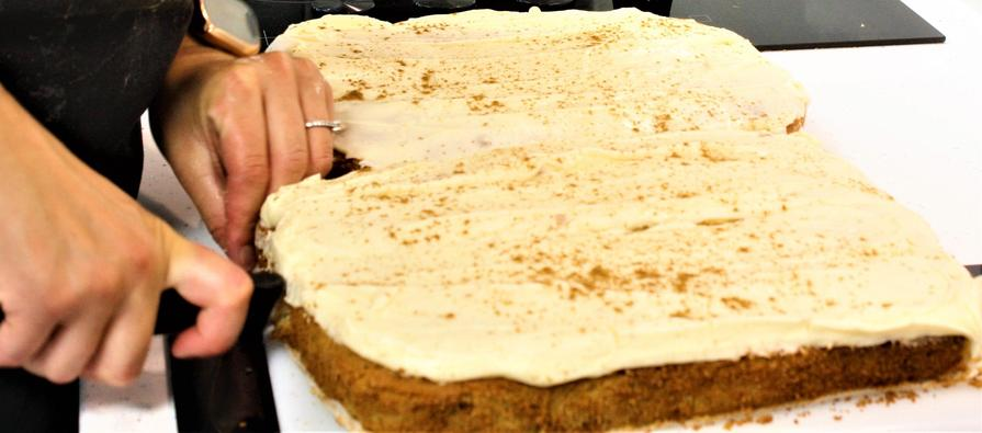 Week 1 Tuesday Carrot Cake