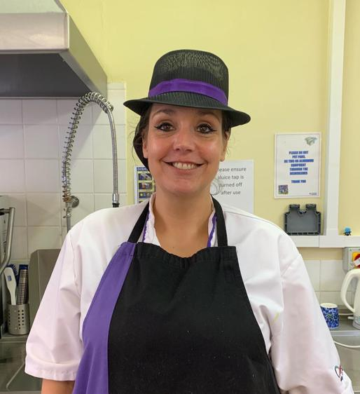 A. Fryearson: Catering Supervisor