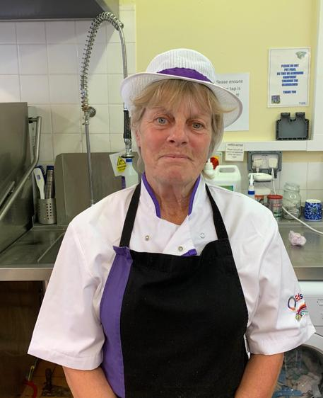 J.Derby: Catering Assistant