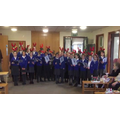 Hallwood Court - Christmas Cheer to one and all!