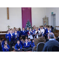 Christingle at St. Thomas' Church 2015