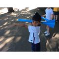Javelin superstar!