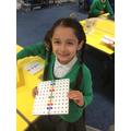 Exploring symmetrical patterns.