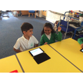 Programming a character on Scratch Jr.