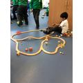 Magic Toy Maker topic- a super train track!