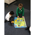 Position and direction beebots