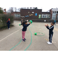Throwing and catching skills