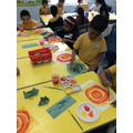 Recreating Drew Brophy's artwork with hot colours