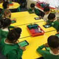 Using iPads