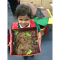 A very cosy home for a hibernating animal.