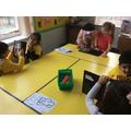 Using iPads to capture photograph