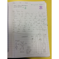 Thank you letter to Twycross zoo