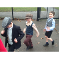 Evacuee Day - PE Lesson