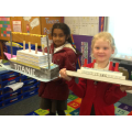 Our Titanic Models!