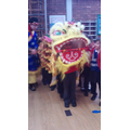 Chinese Lion workshop for Chinese New Year!
