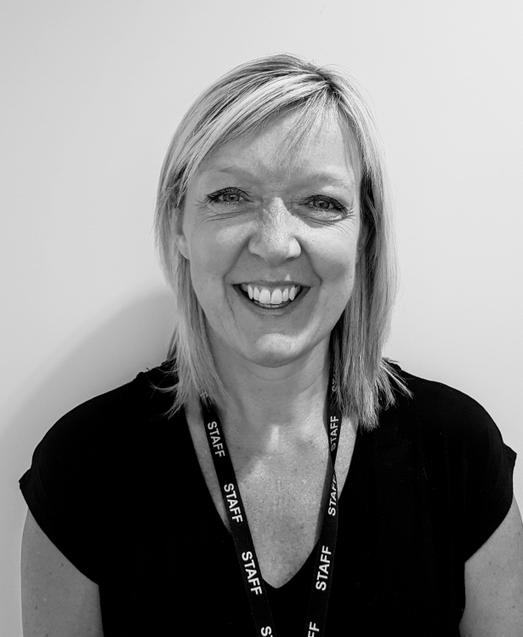 Mrs Caroline Beaumont, Headteacher