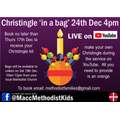 How to register for your Christingle bag