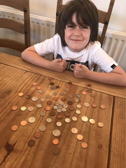 Zach's money Mandala