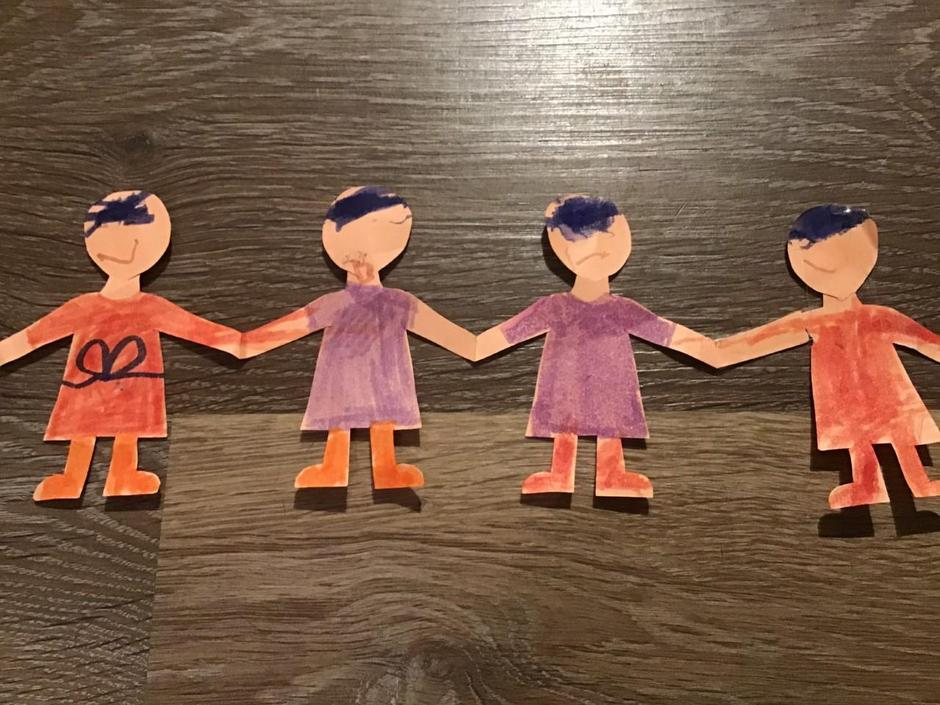 Lucy's paper dolls
