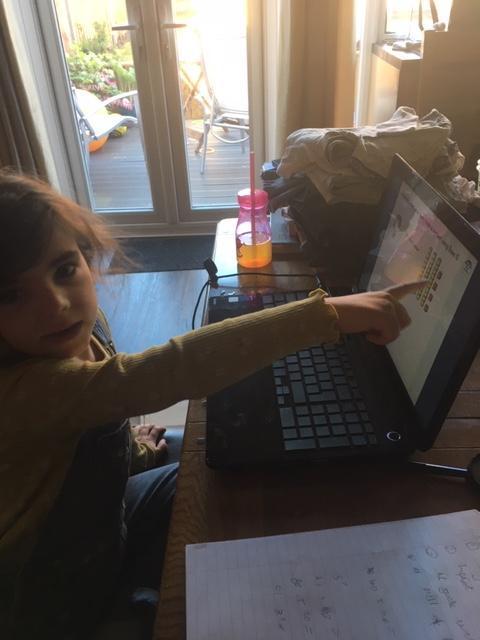 Alice has been enjoying her maths work