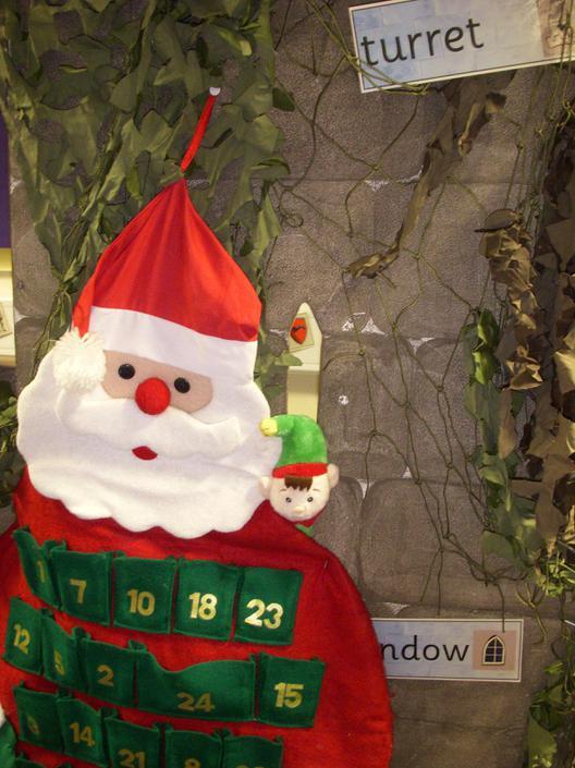 Day 4 - Santa's little helper