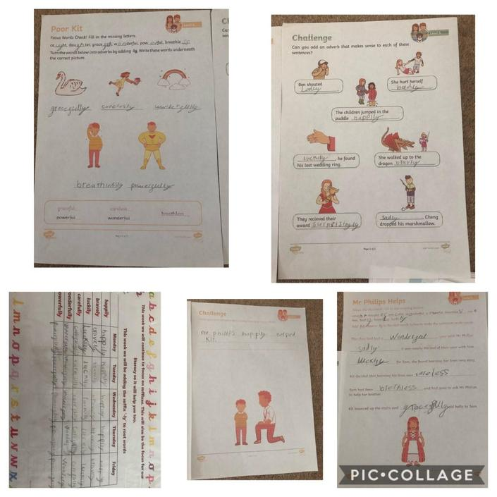 More fabulous learning from Hollie this week!