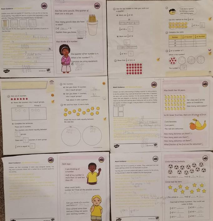 Kusong has done lots of fabulous learning