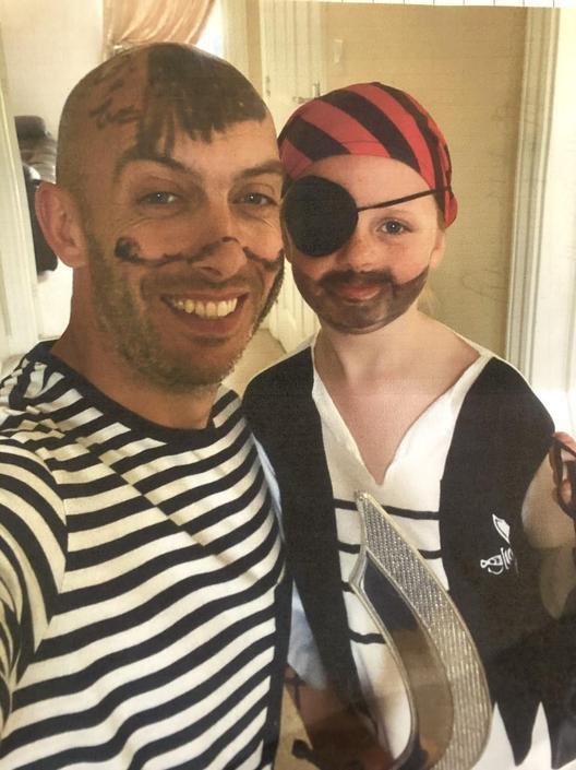 Sharna the Pirate