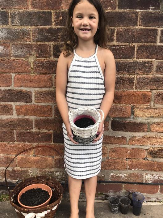 Lottie - Take two with the planting!