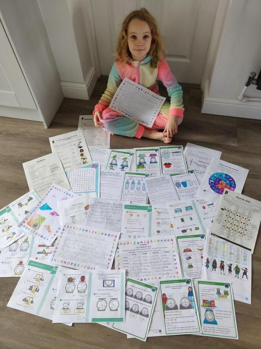 Wow - what a lot of learning Isla!