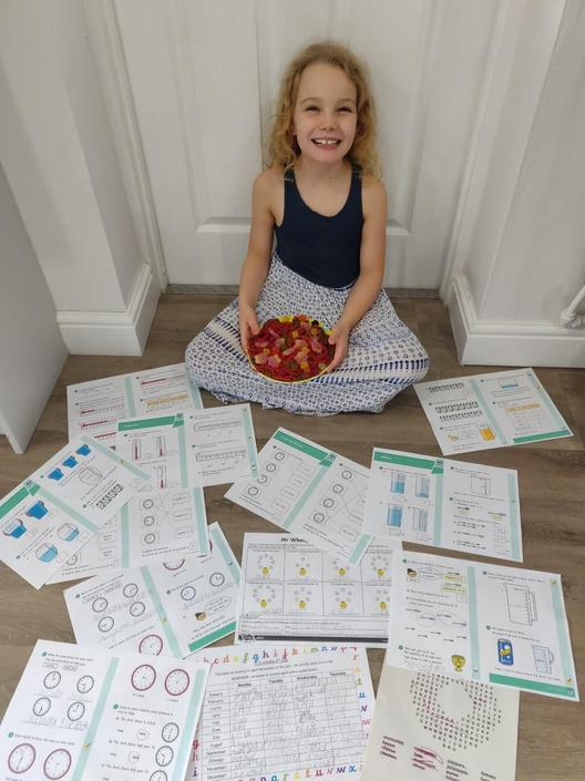 What a lot of work Isla - well done!