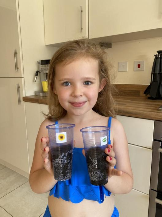 Ava has had great fun with her science learning