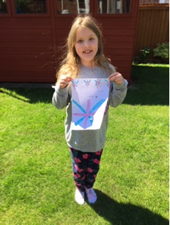 Sophie is planning her VE Day party