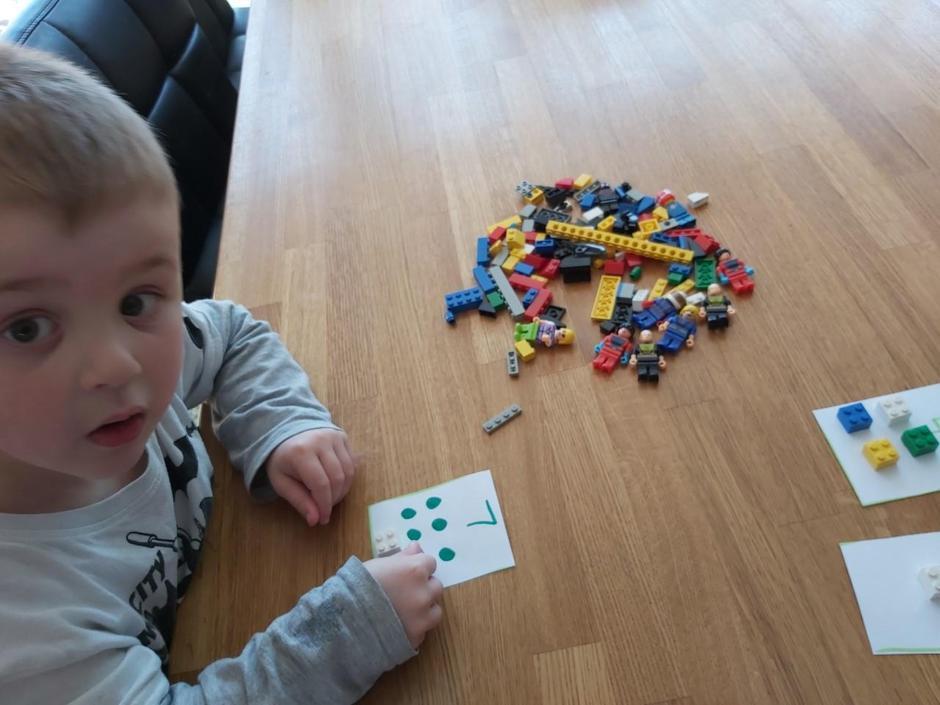 Lewis is investigating numbers