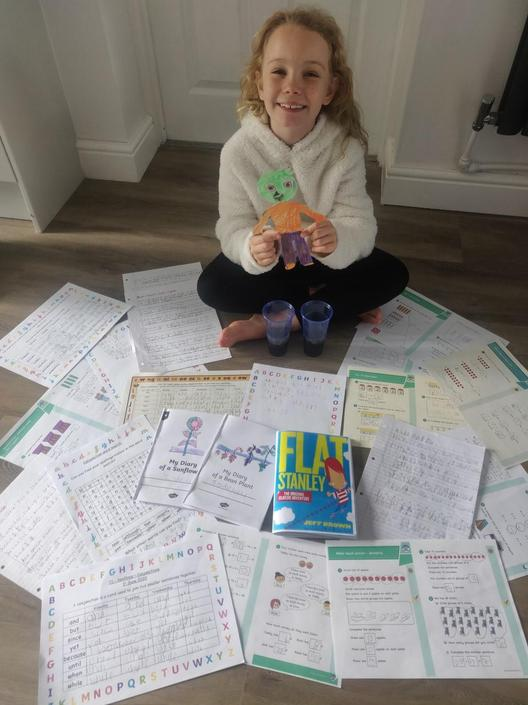 Gosh Isla - you have been busy!