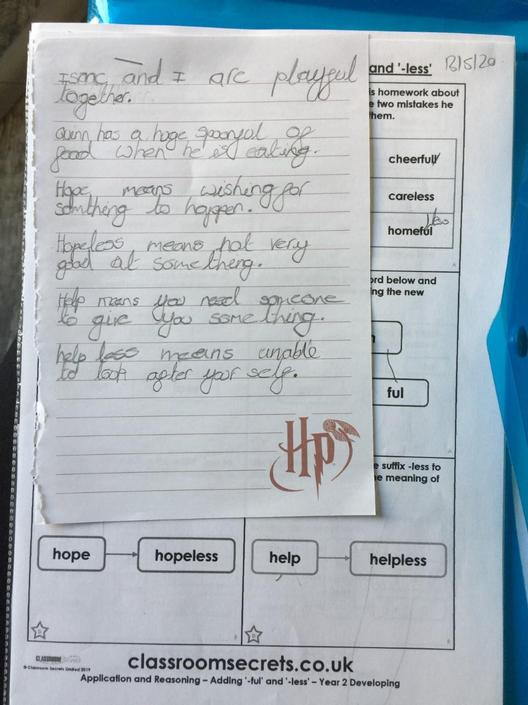 Some fantastic work from Nevan.