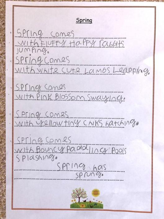 Persie's poem