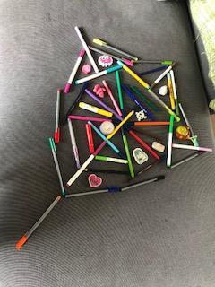 Wren's stationary Mandala.
