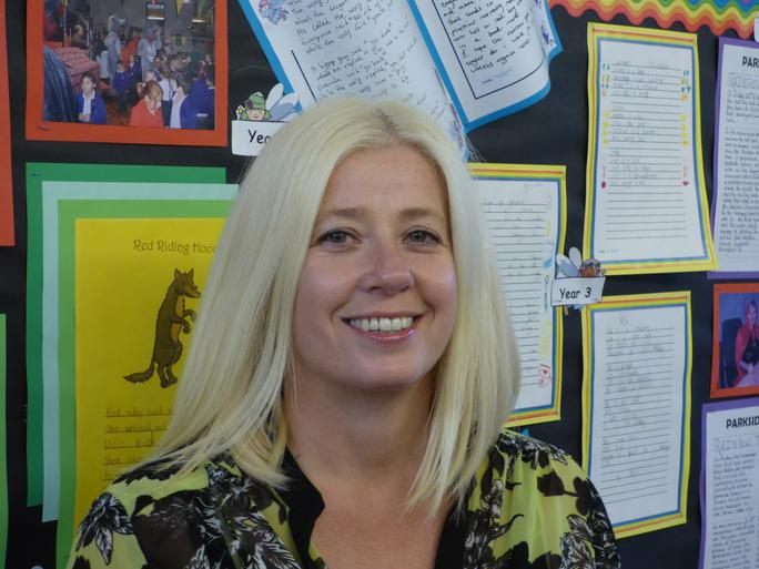 Lorraine Thursting - Office Assistant