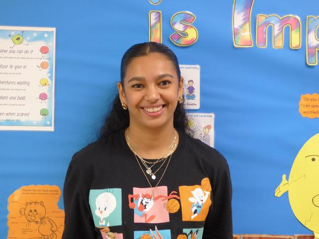 Aaliyan  Duval - Moutia - Teaching Assistant