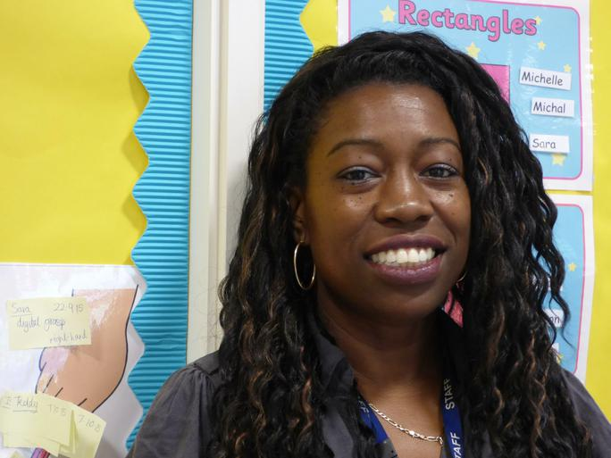Carole Brown - Teaching Assistant