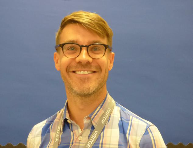 Chris Harness - PPA / Year 2 Teacher
