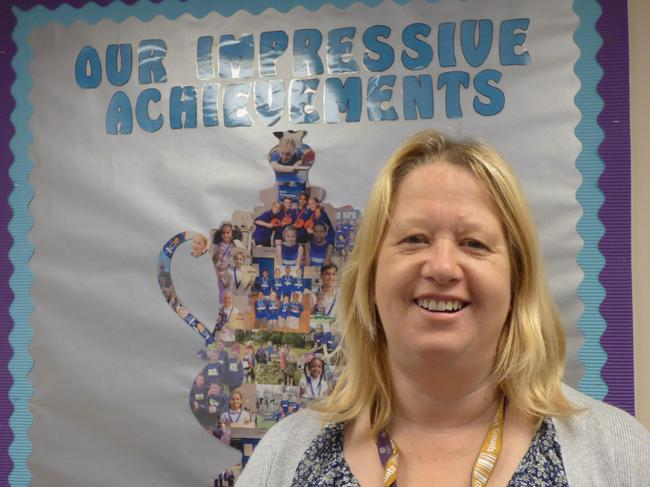 Debbie Rowan - Teaching Assistant