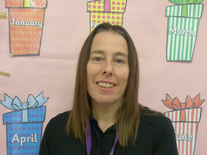 Tina Olliver - Nursey Officer