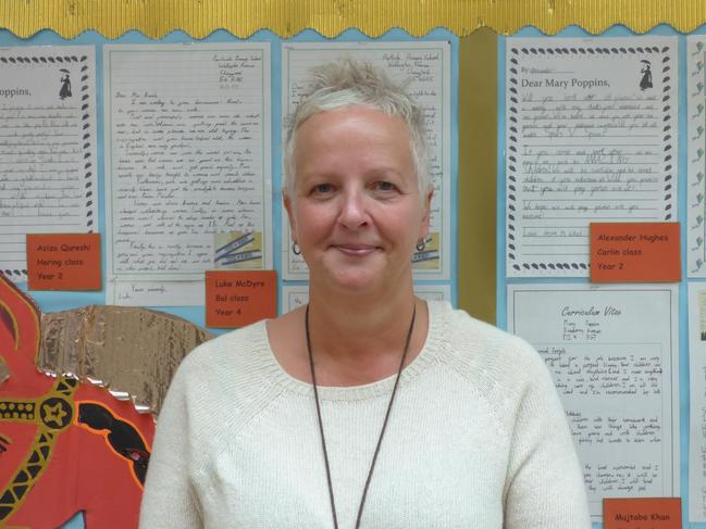 Alison Ward - Teaching Assistant