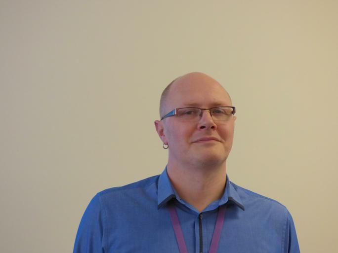 Mick Lawrence - IT Technician