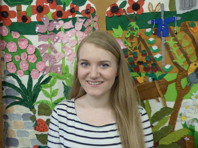 Erin Naylor - Tea Time Assistant